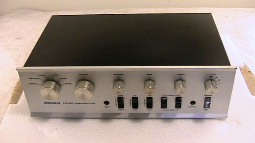 Dynaco Pat 4 stereo preamp vintage beautiful