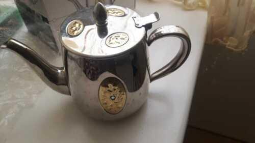 New shape teapot