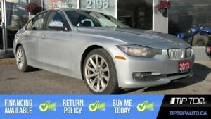 2013 BMW 3 Series 320i xDrive ** AWD, Leather, Sunroof, Low Km *
