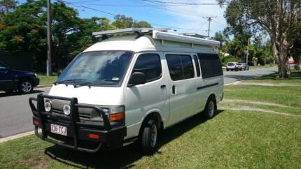 Toyota Hiace Commuter Campervan for sale Gunn Palmerston Area Preview