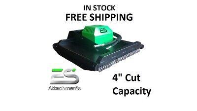 42 Es Mini Brush Cutter Mower -new- Torodingo -free Shipping
