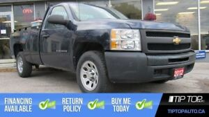 2012 Chevrolet Silverado 1500 WT ** No Accident, Back Rack, Tool
