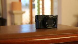 Sony Cyber-shot RX100 III w/ Screen Protector and Grip Sydney City Inner Sydney Preview