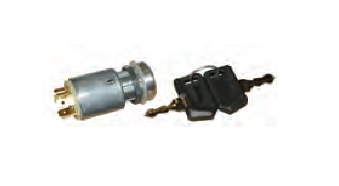 Tennant 87536AM Ignition Switch For Model 8410 Sweeper Scrubber /& 1550 Rider
