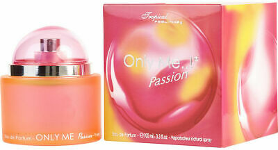Only Me Passion By Yves De Sistelle perfume for women EDP 3.3  oz, FAST - Only For Women Perfume