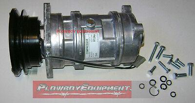 Ar92109 Compressor For John Deere Ar77343 Ar92109 Ty6665 Se501456 Se501457