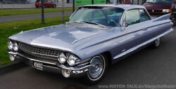 62er Cadillac Coupe