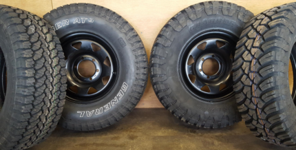 """New 32"""" General Grabber AT3 and Steel Wheel Package for $999.00 Cloverdale Belmont Area Preview"""