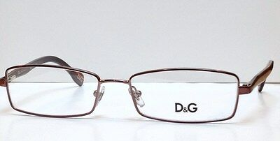 D&G by Dolce & Gabbana Eyeglasses 5079 Brown   NEW! By Dolce & Gabbana Eyeglasses