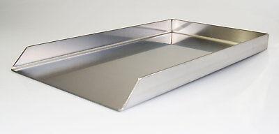 Edelstahl Grillplatte Plancha 30 cm x 44,3 cm für Weber SPIRIT E 300 Serie