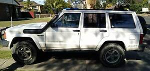 1997 Jeep Cherokee Wagon Rutherford Maitland Area Preview