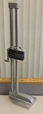 Mitutoyo 192-606 Digimatic Electronic Height Gage