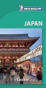 Michelin Green Guide Japan von Michelin Travel & Lifestyle (2015, Taschenbuch)