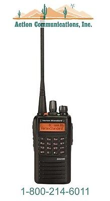 New Vertexstandard Evx-539 Enhanced Display Uhf 450-512 Mhz 5 Watt 512 Ch