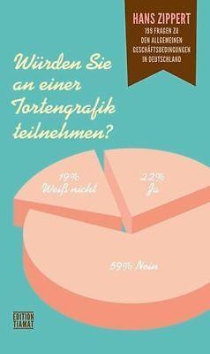 Würden Sie an einer Tortengrafik teilnehmen? Zippert, Hans Critica Diabolis ()