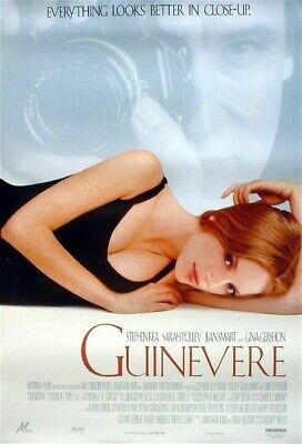 Guinevere 1999 single sided one sheet - 27x40 rolled - free shipping