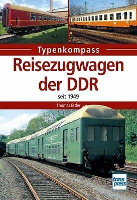 Reisezugwagen der DDR Estler, Thomas Typenkompass