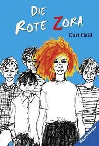 Die rote Zora (Ravensburger Taschenbücher) von Held, Kurt