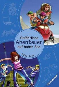 Gefährliche Abenteuer auf hoher See von Fabian Lenk (2012, Taschenbuch)
