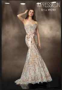 Impression Bridal Gown - Style #10181