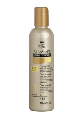 KeraCare Clensing Cream Natural Textures 240ml 8oz
