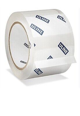 Uline Clear Tape - 2mil 3 X 110 Yards