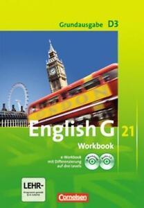 English G21 D3 Workbook 978-3-06-0312856