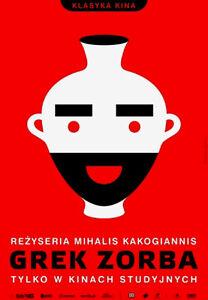 Alexis Zorbas, Mihalis Kakogiannis - Polish Poster - <span itemprop='availableAtOrFrom'>polska, Polska</span> - Alexis Zorbas, Mihalis Kakogiannis - Polish Poster - polska, Polska