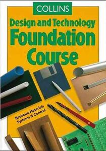 Collins Design and Technology Foundation Course von Mike Finney (1997,...