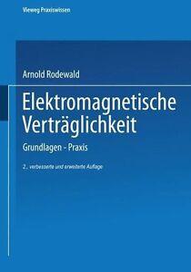 *  ARNOLD RODEWALD - ELEKTROMAGNETISCHE VERTRäGLICHKEIT