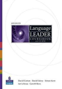 Language Leader Advanced Coursebook + CD (2014, Taschenbuch)