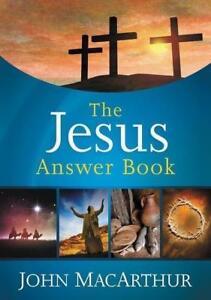 `Macarthur, John`-The Jesus Answer Book  BOOK NEU
