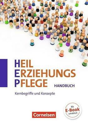 Heilerziehungspflege Kernbegriffe und Konzepte zu allen Bänden | Bernd Friedrich