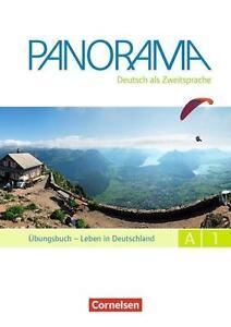 BUCH - Panorama A1: Gesamtband - Leben in Deutschland - Claudia Böschel