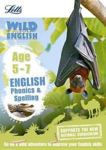 English-Phonics-and-Spelling-Age-5-7-von-Letts-KS1-2016-Taschenbuch
