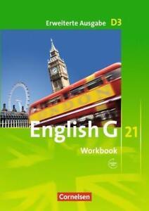 English G 21 Workbook D3 mit Audio-CD 9783060312467