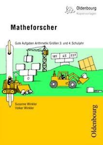 Matheforscher, 3. und 4. Schuljahr, Gute Aufgaben: