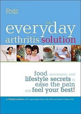 Everyday Arthritis Solution Pain Management Recipes Tips Exercises Supplements