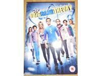 Dvd box set the big bang theory series 1-6