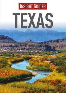Insight Guides: Texas von Ansight Guides (2015, Taschenbuch)