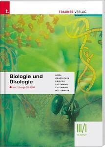 ERIKA HöDL - BIOLOGIE UND ÖKOLOGIE III HLW/I HLT INKL. ÜBUNGS-CD-ROM