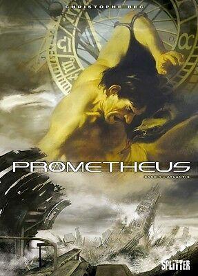Prometheus band 1  Splitter Verlag