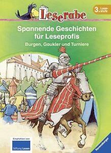 Lenk, F: Spannende Geschichten für Leseprofis. Burgen, Gaukl von Fabian Lenk (2…