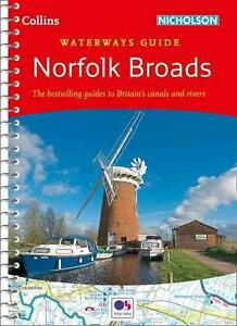 Norfolk Broads von Collins Maps (2014, Taschenbuch)