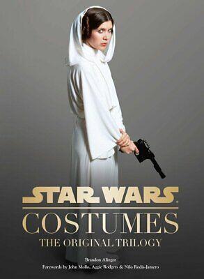 Star Wars Costumes: (Star Wars Book, Costume Book) New/SDS