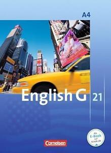 @@ English G 21 - Ausgabe A: English G 21 A: Für Gymnasien 4 @@ - Deutschland - @@ English G 21 - Ausgabe A: English G 21 A: Für Gymnasien 4 @@ - Deutschland