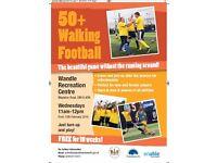 Wandsworth Walking Football Session - 50+