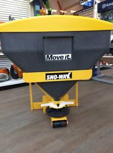 BOBCAT SNO-WAY SPREADERS FREIGHT & INSTALL INCL.