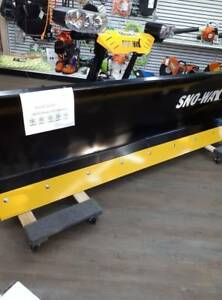BOBCAT SNO-WAY SNOW PLOWS FREIGHT & INSTALL INCL.