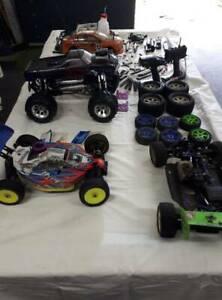 4 nitro remote control cars
